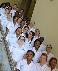 Class of Fall 2016, pre-licensure BSN program (uncfsu.edu/nursing)