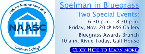 Spelman Alumnae Hosting Reception Special Events in Louisville