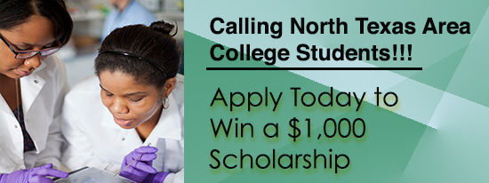 Apply for the TJF-North Texas Giving Day Scholarship