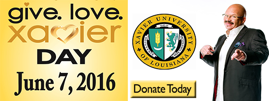 Give. Love. Today is Xavier Day