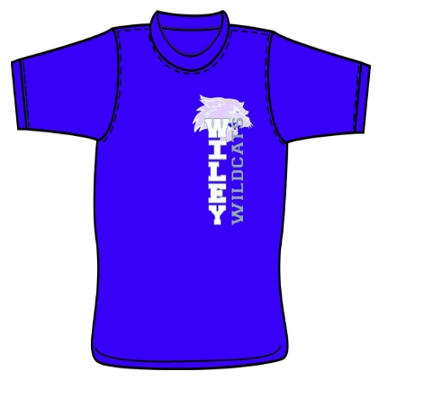 Wiley College Offers 2016 Limited Edition T- Shirts