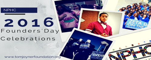 TJF Celebrates January's NPHC Founders' Days