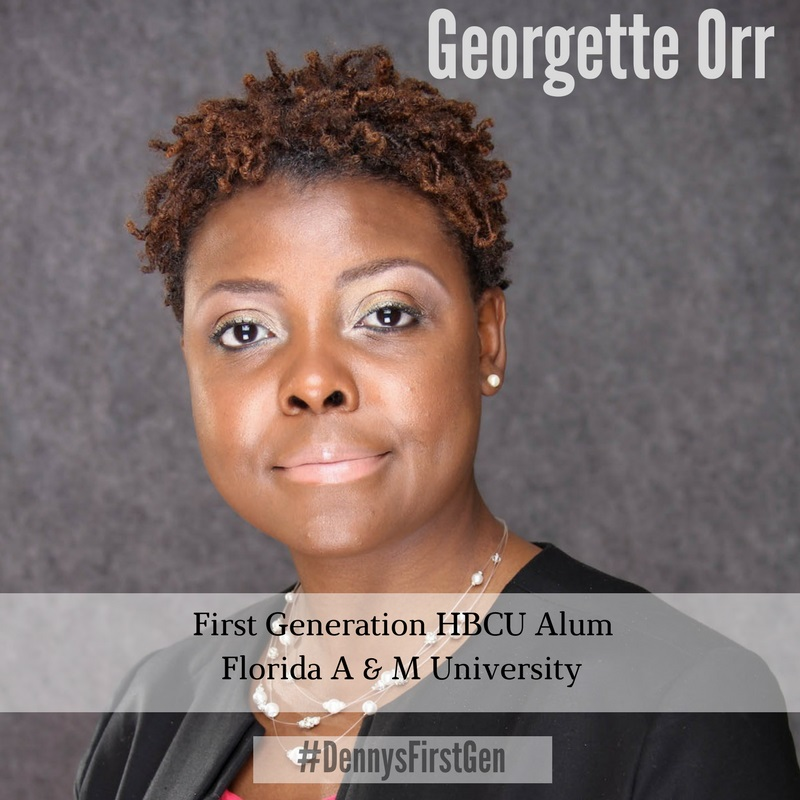 'My HBCU Experience Changed My Life': Georgette Orr, First Generation HBCU Student
