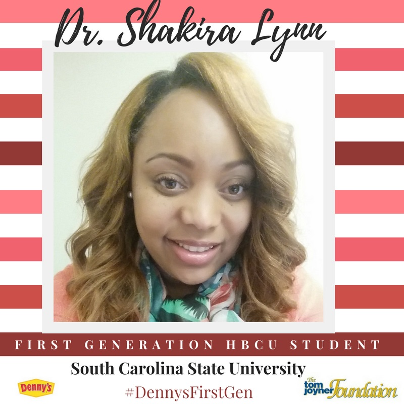 'I Was Determined to Achieve': First Generation HBCU Student, Dr. Shakira Lynn