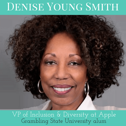 Apple Names Grambling Alum Denise Young Smith VP of Inclusion & Diversity