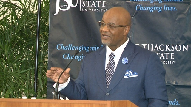 William B. Bynum named President of Jackson State University