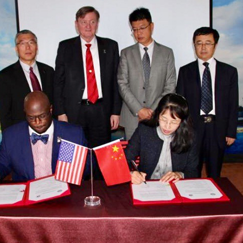 Delaware State University Inks New Agreement With Changchun Normal University in China