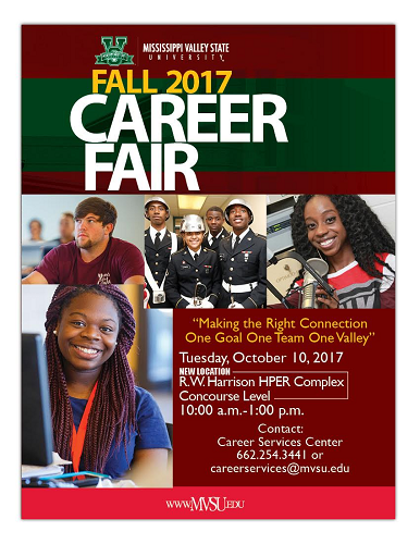 Mississippi Valley State Holds 2017 Career Fair