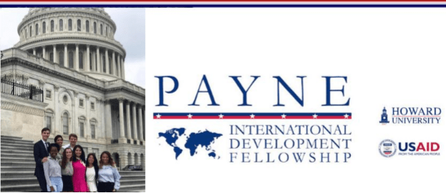 Payne Int'l Development Fellowship Program is Now Welcoming Applications