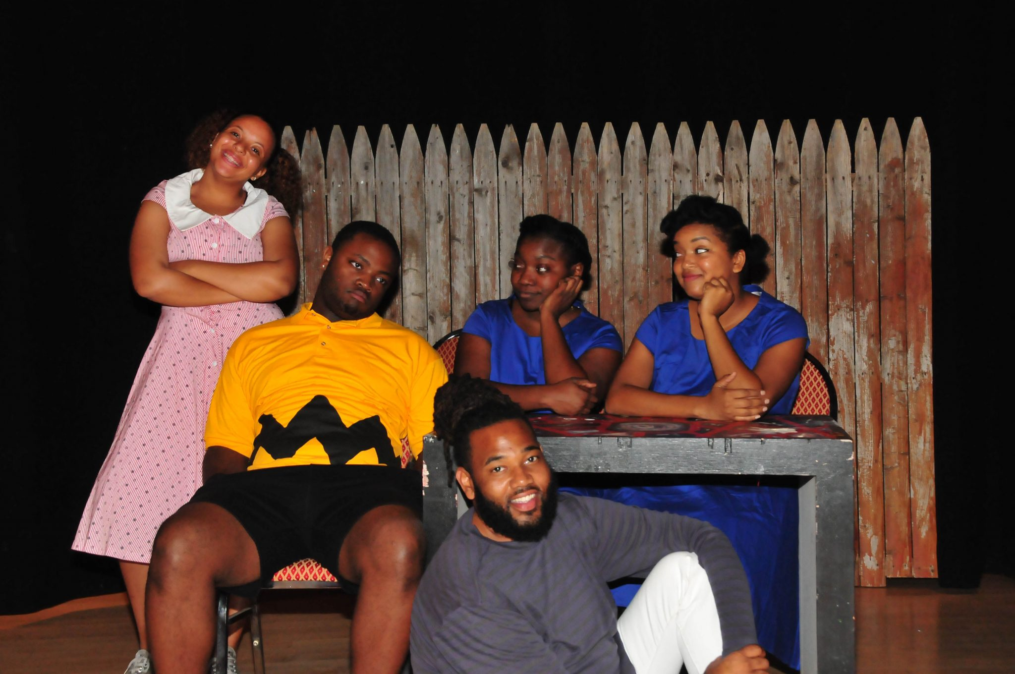 DSU Presents The Production You're a Good  Man Charlie Brown NOV. 16-17