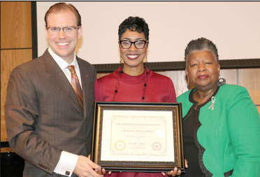Tougaloo professor Kimberly Morgan Myles named Humanities Council Teacher of the Year