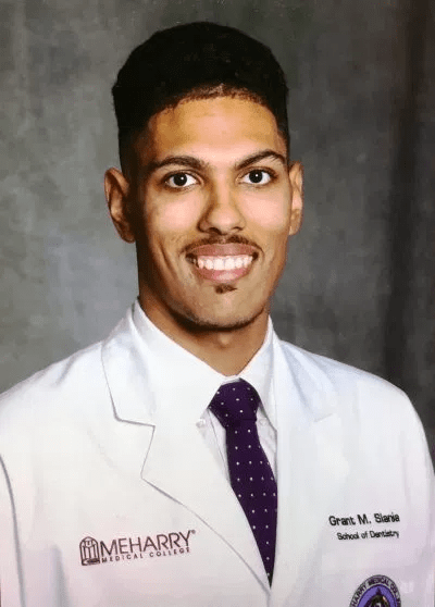 Watch This Message from Meharry Medical College Student and Hercules Scholar, Grant Slania