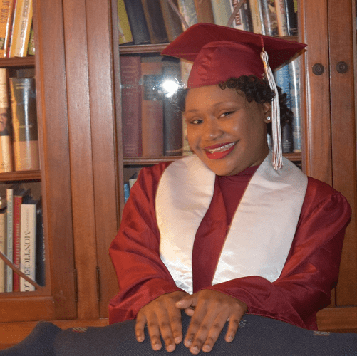 Tougaloo Job Corps Student, Dominque Washington, Turns Love of Helping Others into Her Passioin