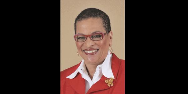Dr. Julianne Malveaux, President of Bennett College, economist, columnist and author
