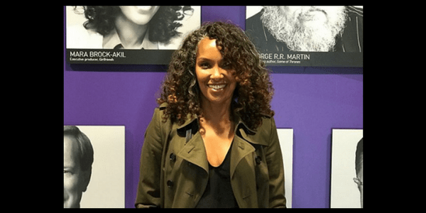 Mara Brock Akil, tv writer and producer, creator of Girlfriends and The Game