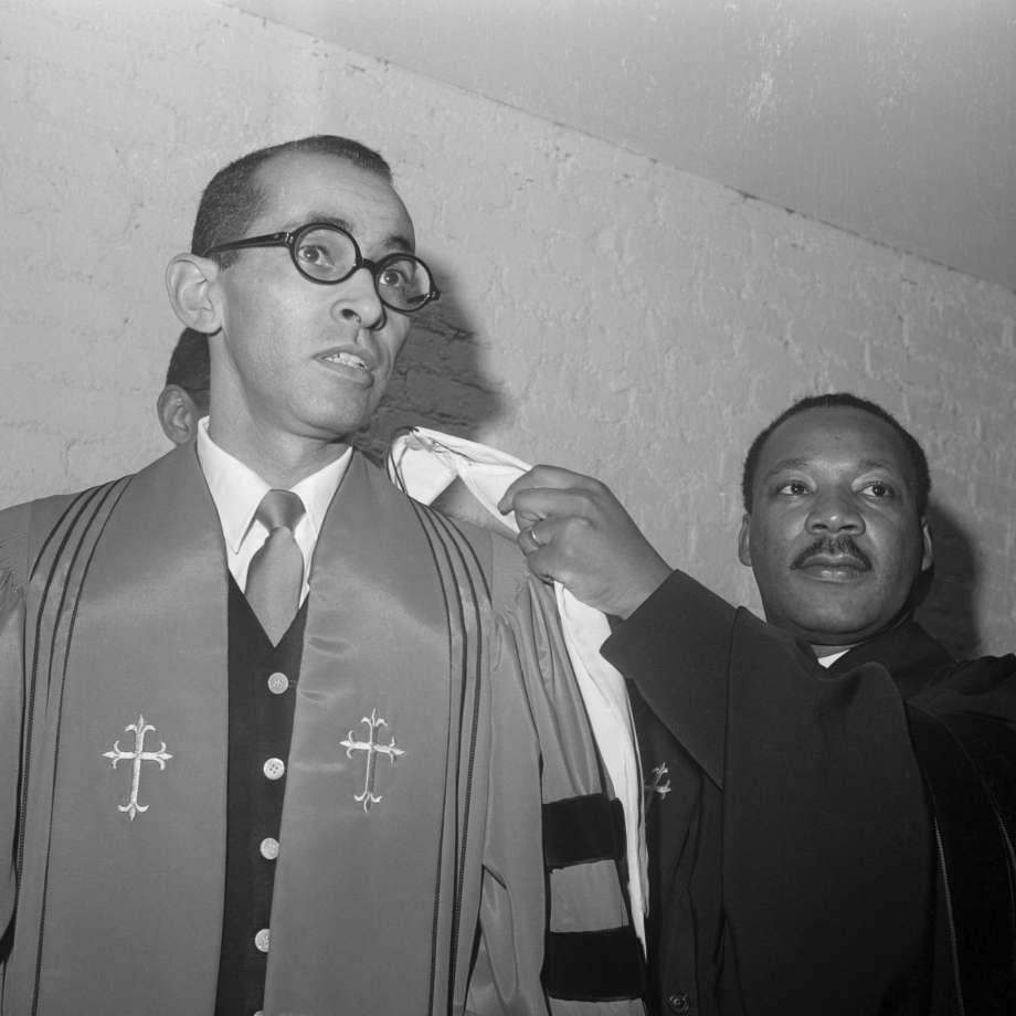 Wyatt Tee Walker, Virginia Union Alum and Civil Rights Leader Who Worked Beside MLK Jr., Dies