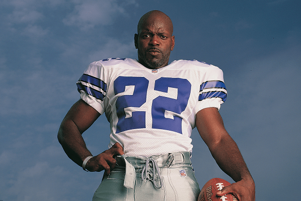 Emmitt Smith, ex-NFL player