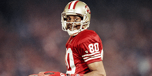 Jerry Rice, ex-NFL player