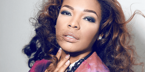 "Syleena Johnson, singer and co-host of ""Sister Circle"""