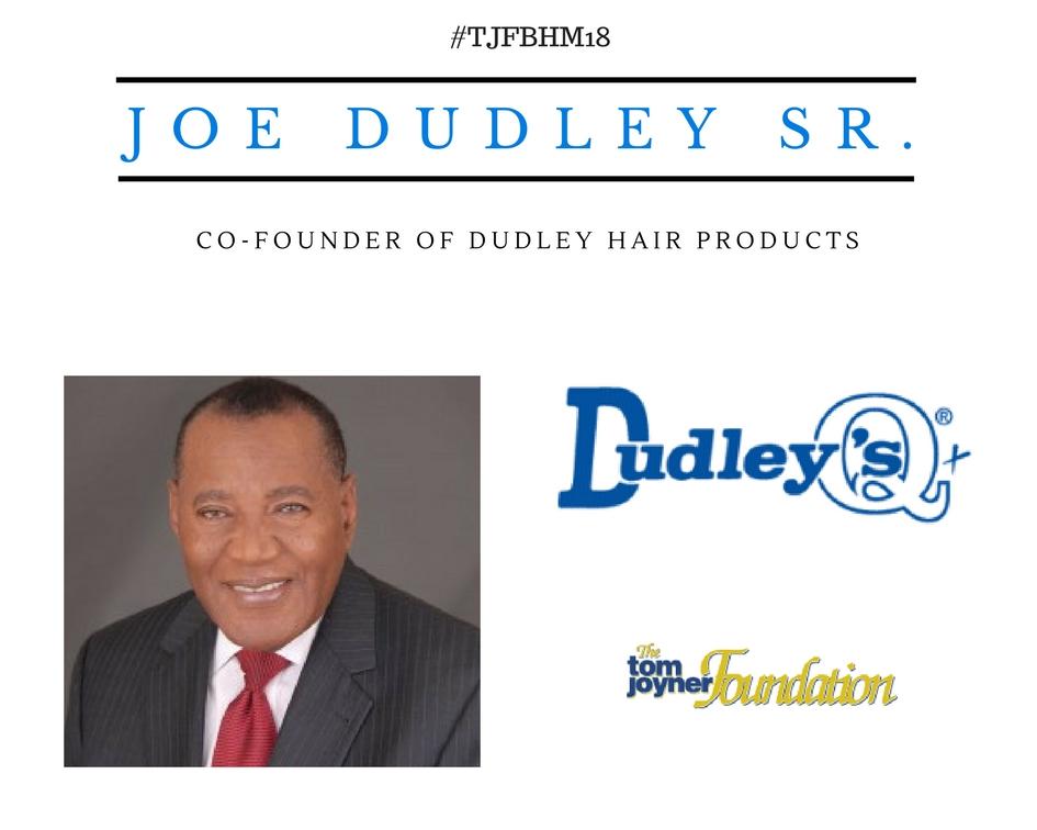#TJFBHM18:  Dr. Joe Dudley Sr., African-American Entrepreneur & North Carolina A&T Alum