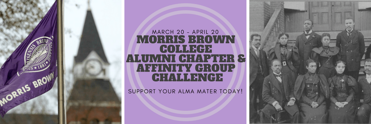 Morris Brown College Alumni Chapter & Affinity Group Challenge