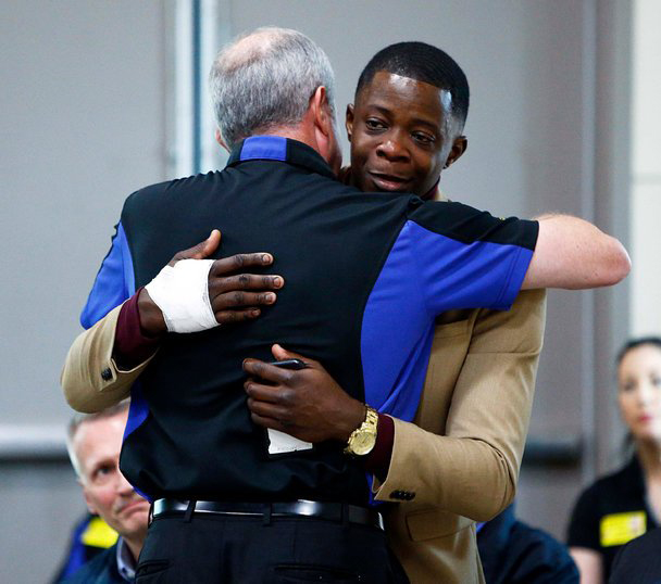 TSU President Glenda Glover Applauds 'BRAVERY' Of Alumnus Hailed a Hero In Waffle House Shooting