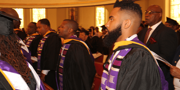 2018 Morris Brown College Commencement, Saturday, May 19, 2018. (Photo: Spurgeon Dennis, Jr.)