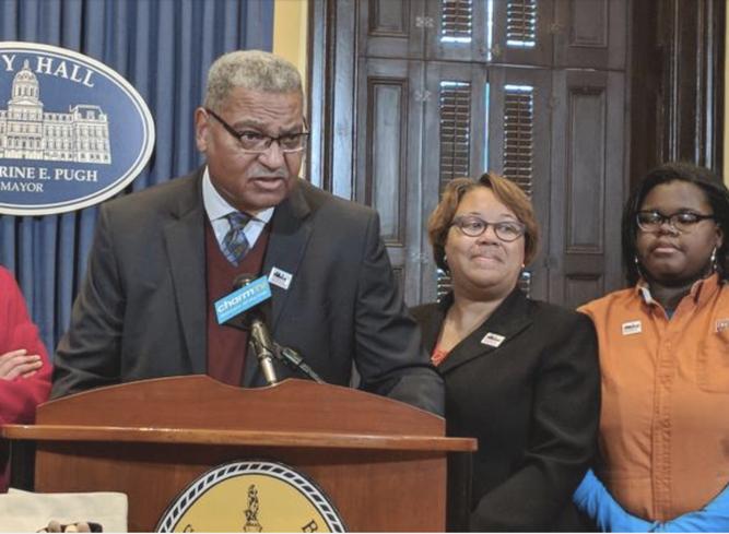 Former Howard University Dean named President of Baltimore City Community College
