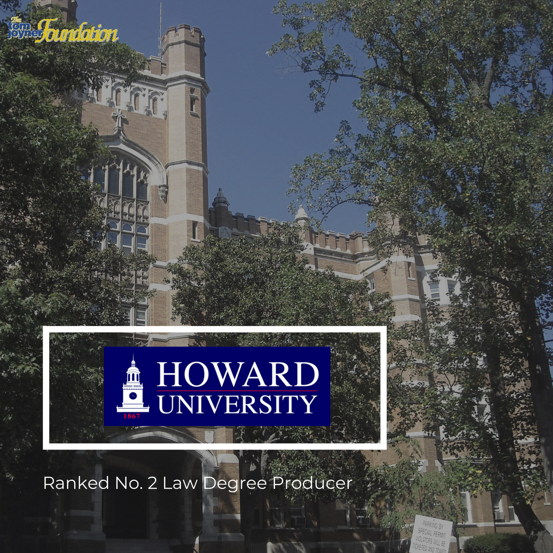 Howard Law School Ranked No. 2 Law Degree Producer For African-Americans By Diverse Issues In Higher Education