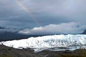 Darin's lens caught the rainbow even better.