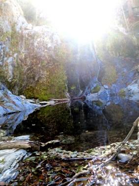 Cooper Canyons Falls