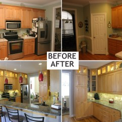 How To Add A Pantry Your Kitchen Kohler Sink Stacked Cabinets Tune Up Tom 39s Blog