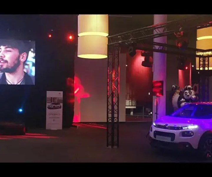 Lancement Citroën C3 – Kinepolis Lille 2