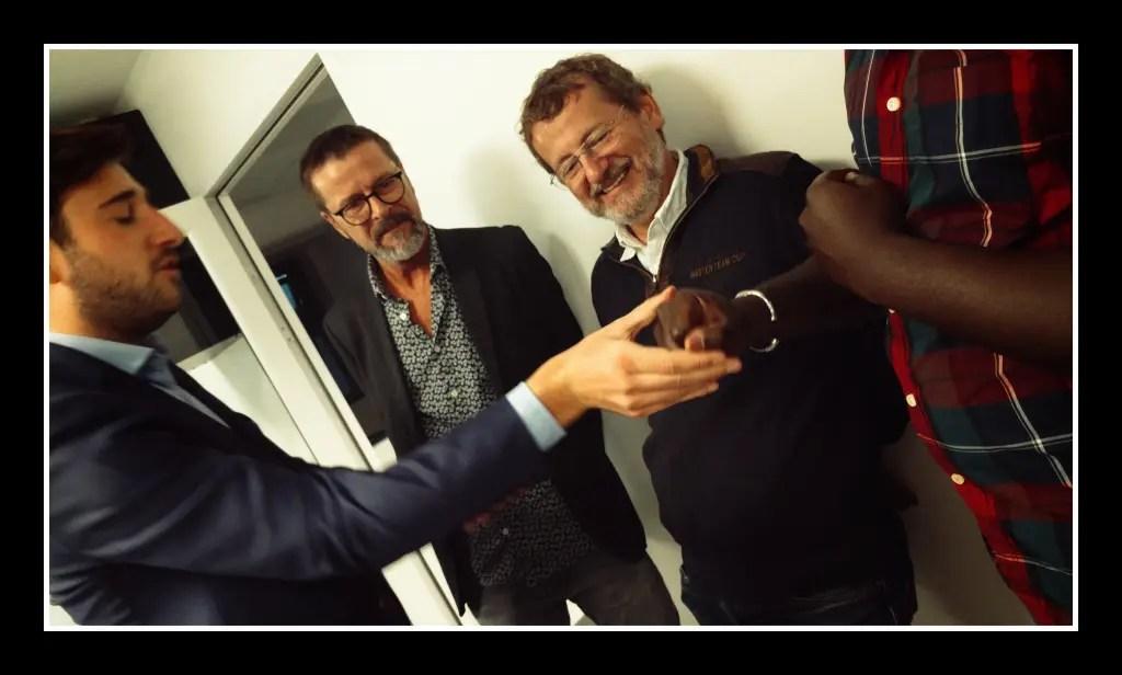 Tom Le Magicien - Bureau Lille