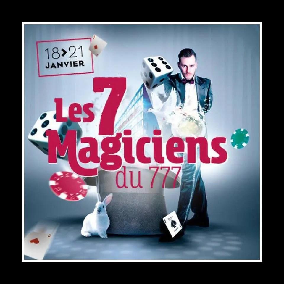 Magicien - Casino Barrière