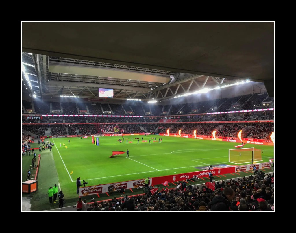 Stade Pierre Mauroy - Tom Le Magicien