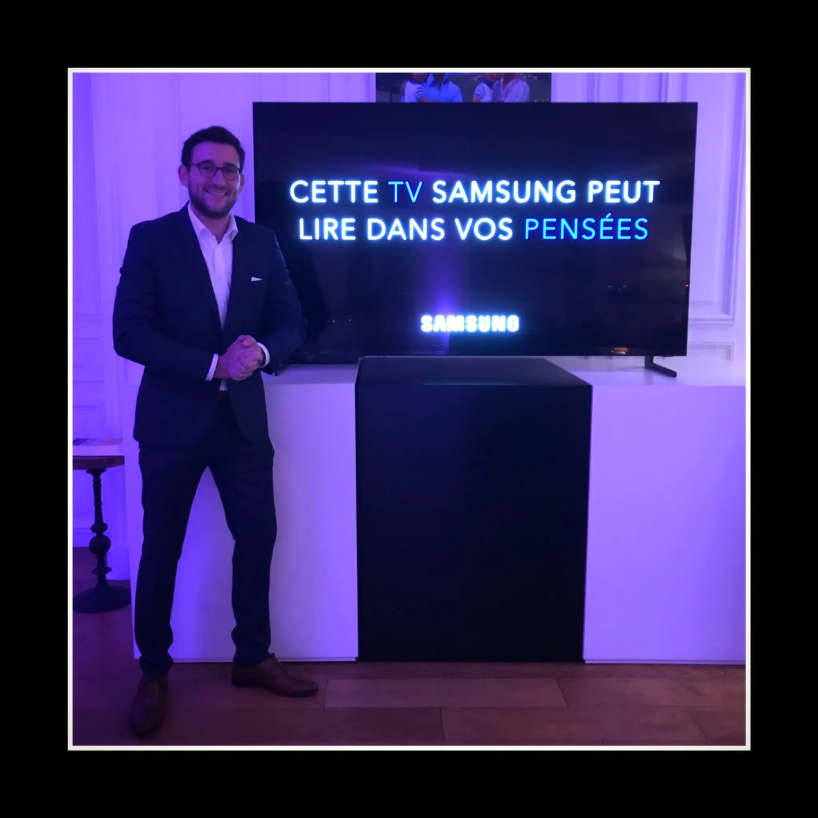 Magie Numérique Samsung