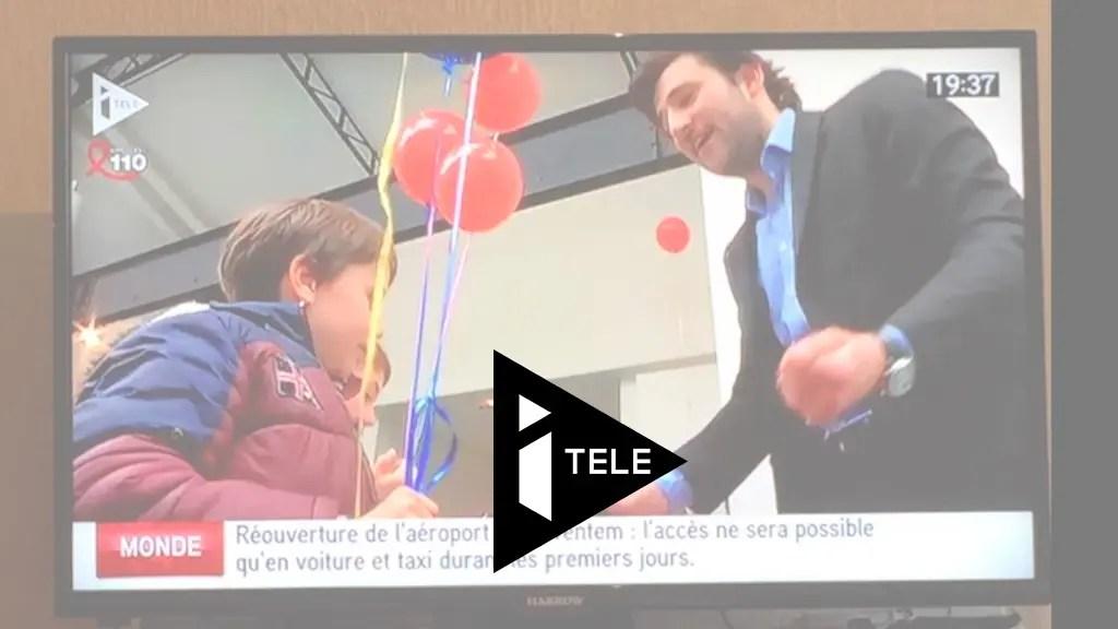 Itélé - Tom Le Magicien