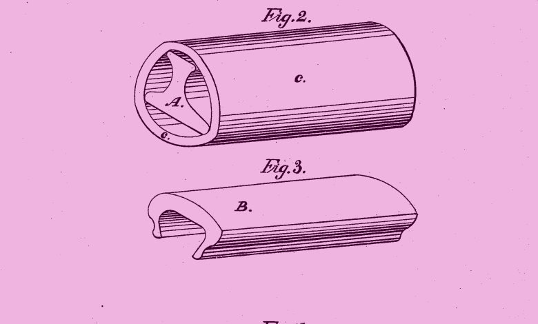 Photo of Early Erasers (1874)