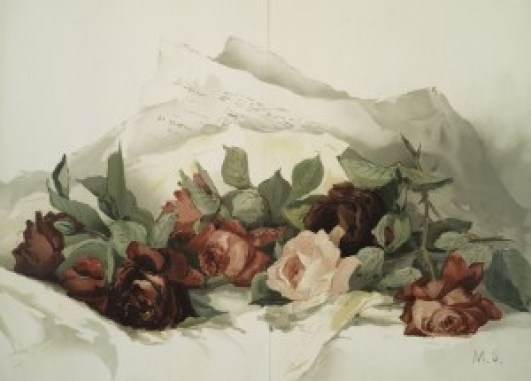 Flowers from NYPL Digital Collection