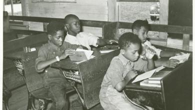 Photo of Studying in School Near Farms