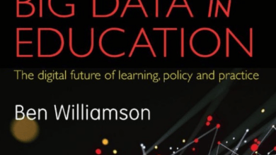 Photo of Exciting New Book on Big Data in Education