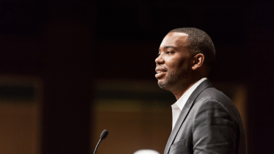 Photo of Ta-Nahisi Coates on How Schools Hold Children Back