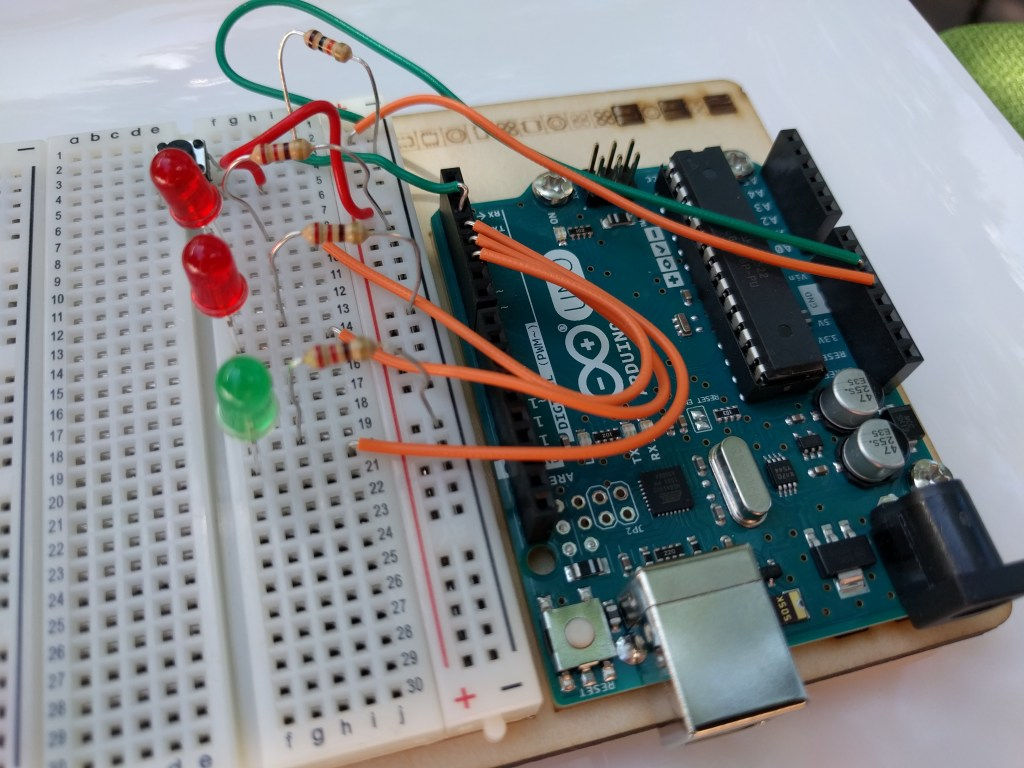 Null Paradox~Psychological Easing Machine Starting to build the Arduino computer controller