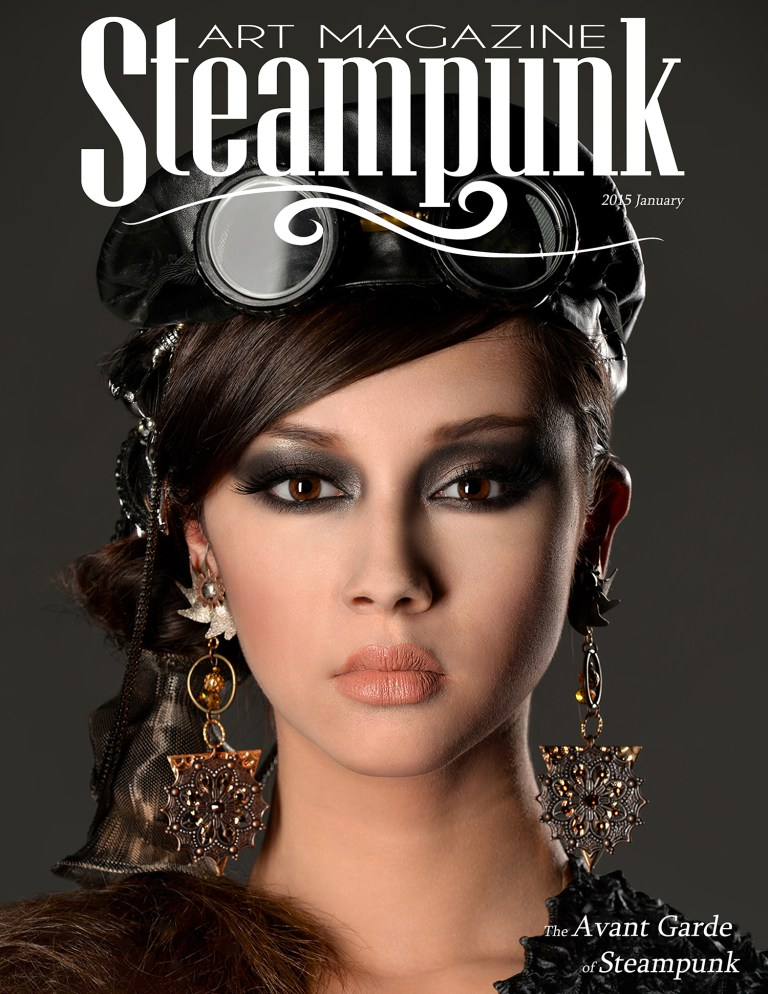 Steampunk Art Magazine | Launched
