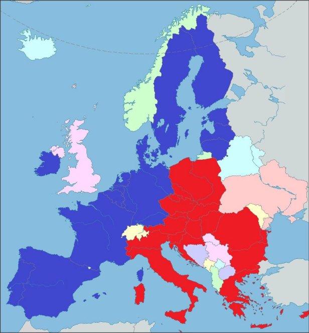 Europe balkanization