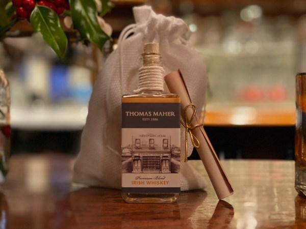 Thomas Maher Mini Whiskey