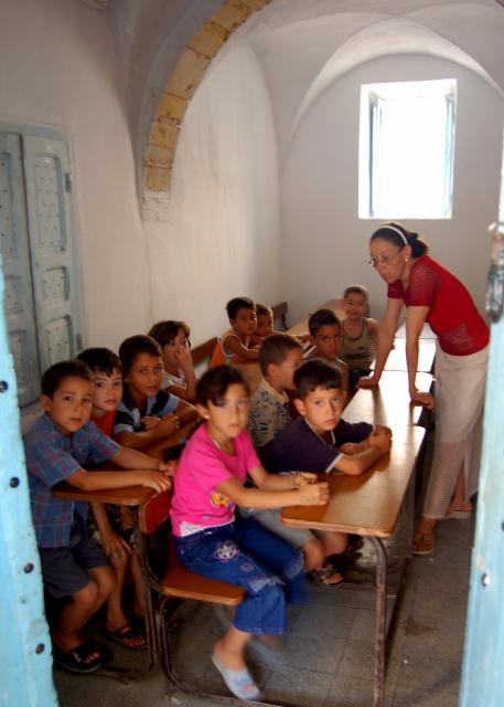 classroom-tunisia