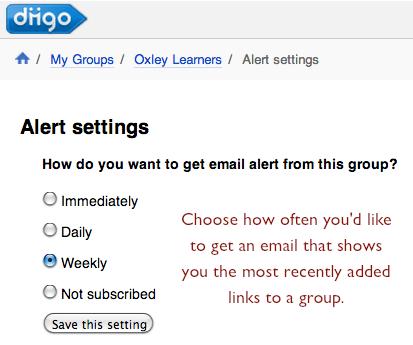 diigo-email-alert