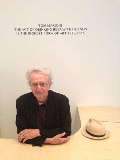 TOM MARIONI
